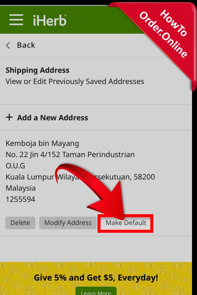 13-make your address default_Mobile Screenshot_US