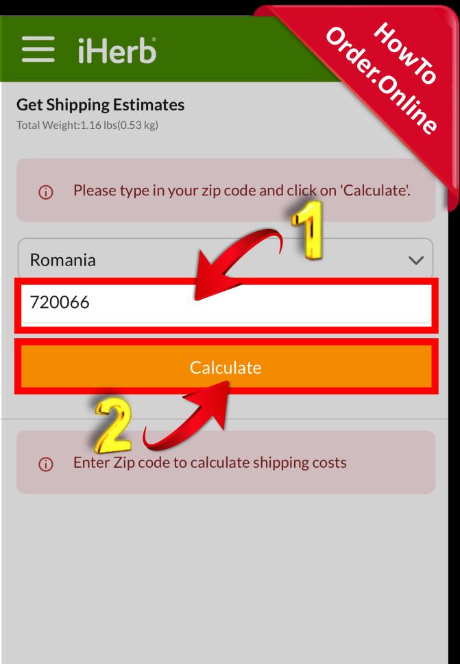 23-get shipping estimates by entering zip code_Mobile Screenshot_US