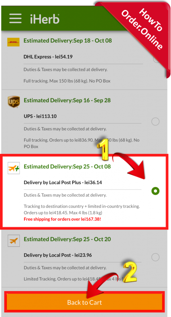 24-choose the preferred shipping courier_Mobile Screenshot_US
