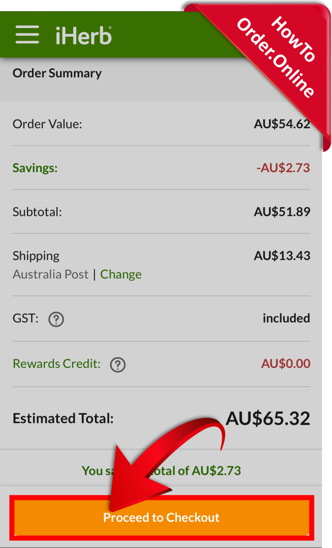25-Proceed to checkout_Mobile Screenshot_AU