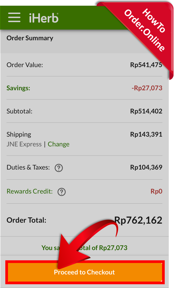 25-Proceed to checkout_Mobile Screenshot_ID