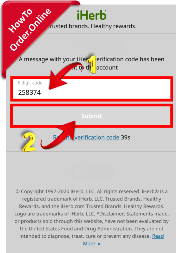 6-Submitting verification code_Mobile Screenshot_US