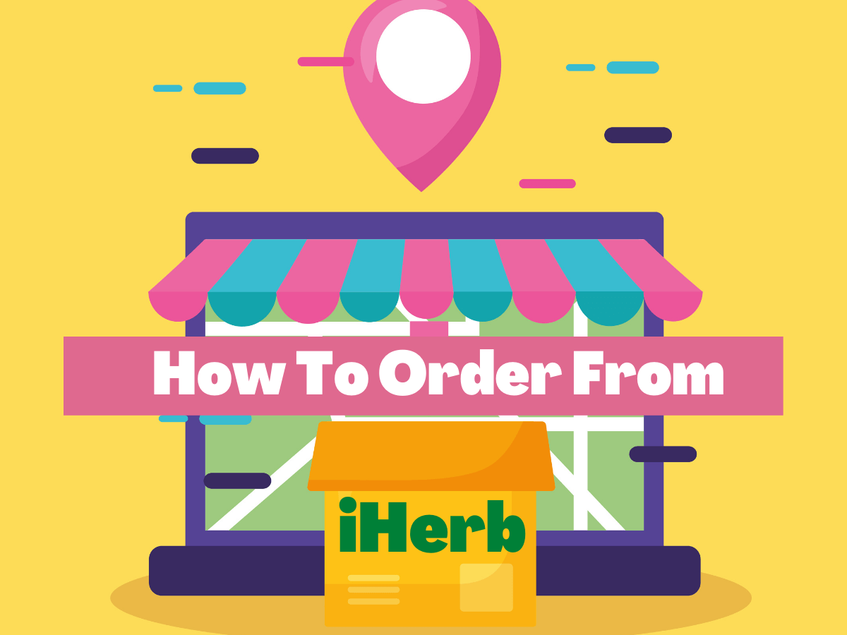 How to order from iherb Guide